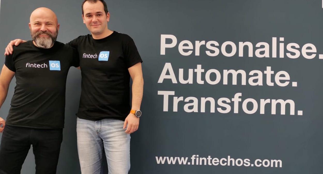 FintechOS desemnat startup-ul fintech al anului în Europa