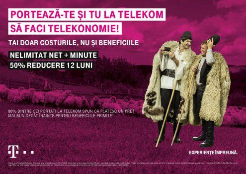 Platforma Telekonomie vine cu oferte pentru nevoile de consum ale românilor