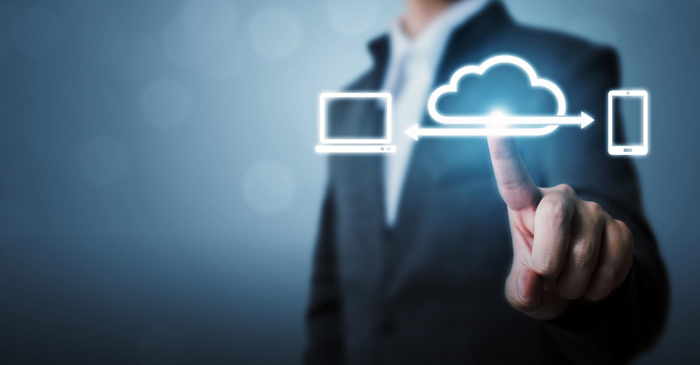 Puţine firme profită la maxim de cloud