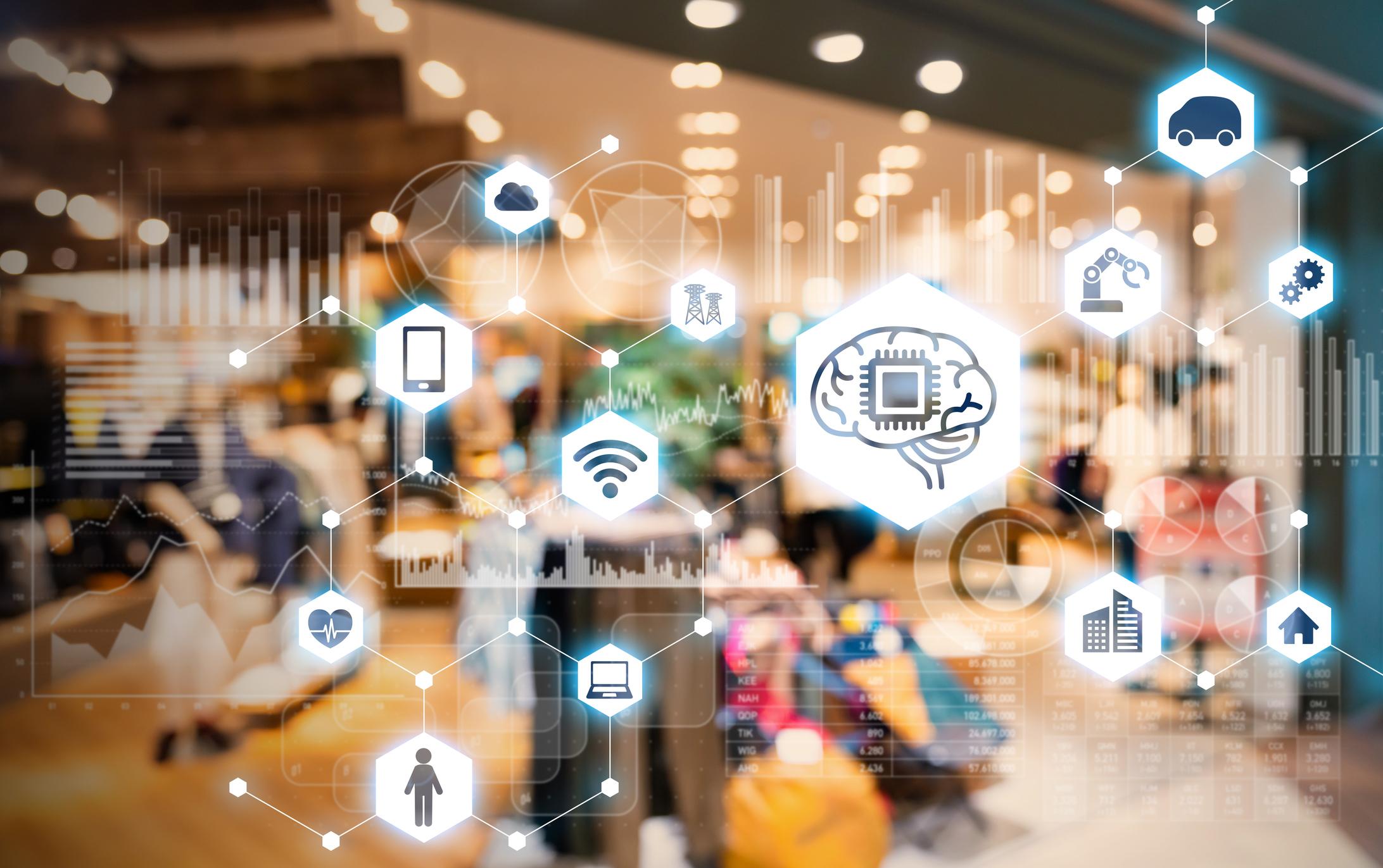 IoT retransformă modul în care magazinele fac vânzări