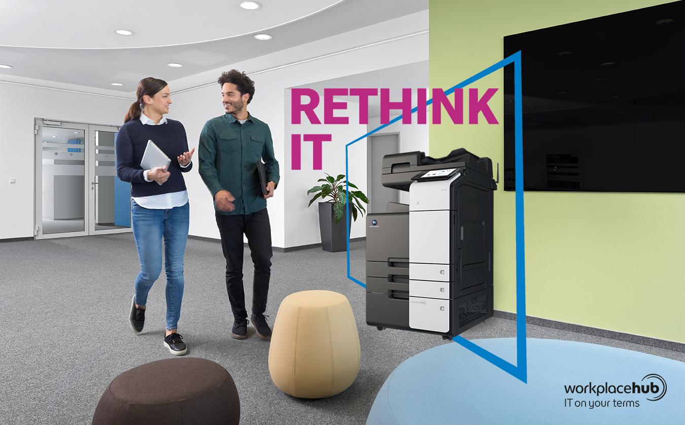 Konica Minolta extinde portofoliul de soluții și servicii IT prin lansarea platformei Workplace Hub Pro