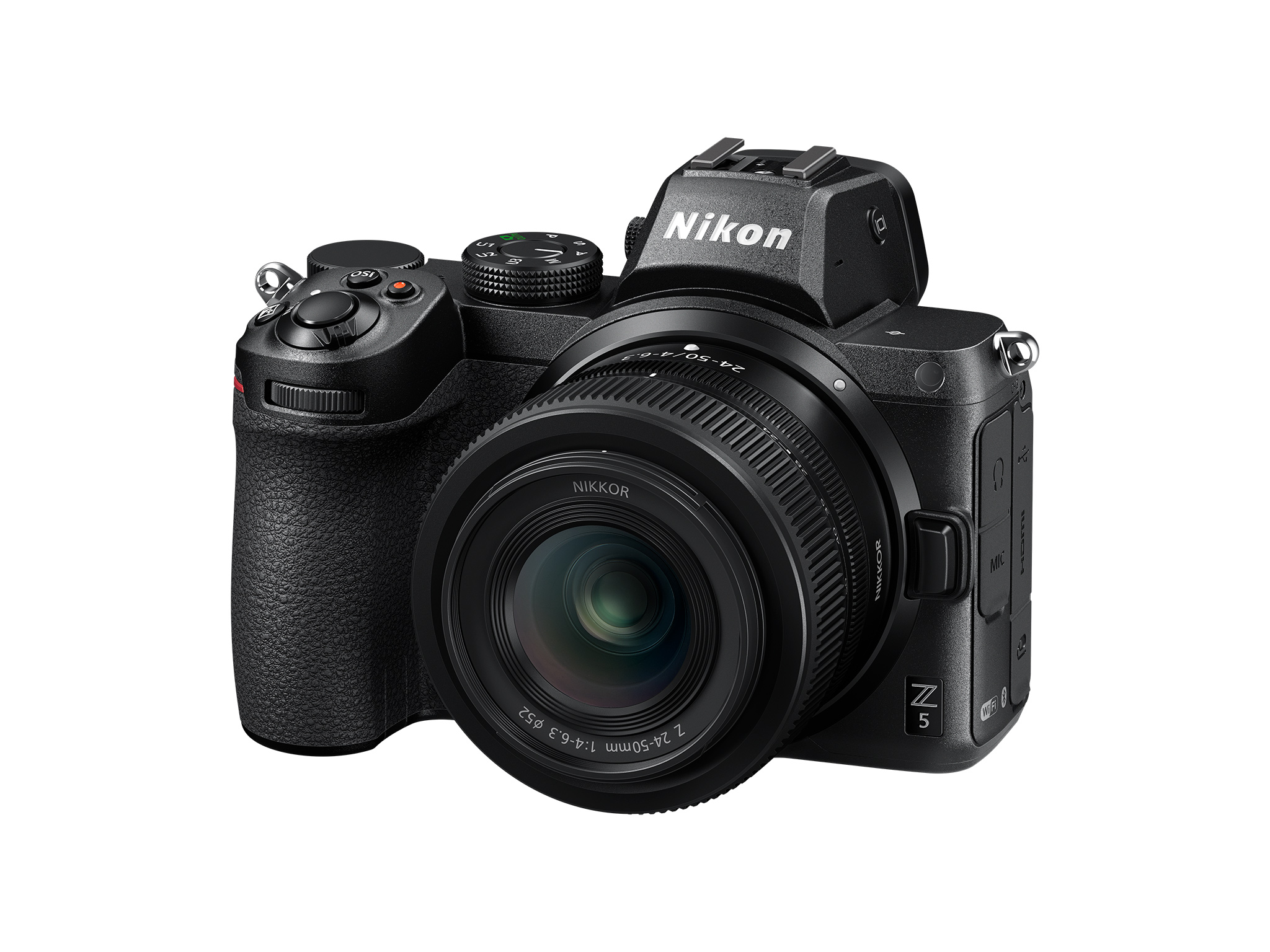Pășiți în lumea mirrorless full-frame cu noul Nikon Z 5