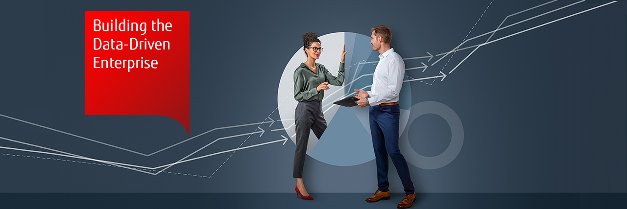Fujitsu Drives Data-driven Transformation as a Digital Business Enabler