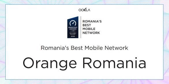 Cu abonamentele Orange, clienţii au parte de cel mai rapid internet şi de cea mai extinsă acoperire în cea mai bună reţea din România