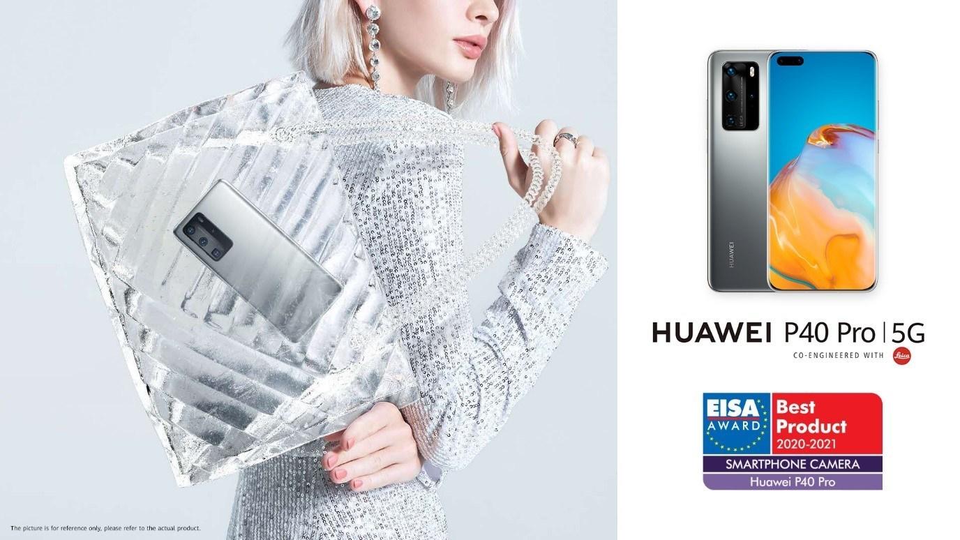 Huawei câștigă două premii EISA și premiul Red Dot 2020 pentru o aplicație