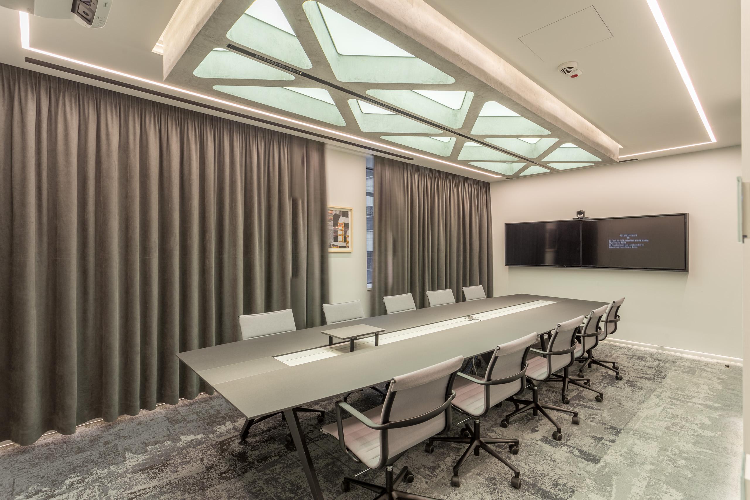 Parteneriat strategic ATEN – COS pentru solutii integrate de proiectare si amenajare spatii de birouri
