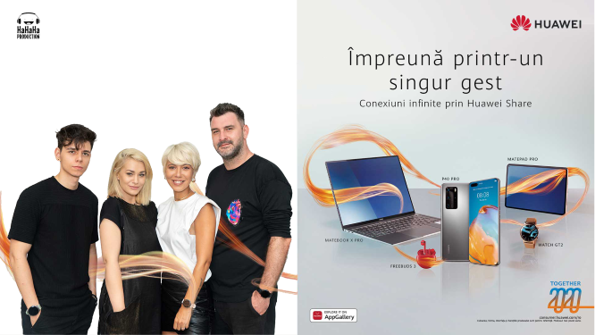Campania Huawei Together 2020 continuă