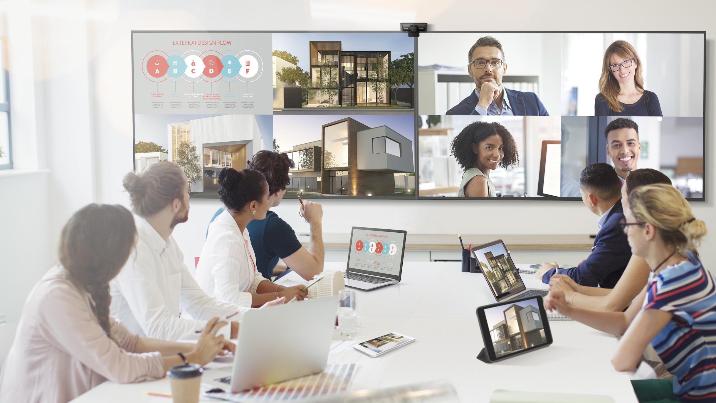 Nouă soluție pentru prezentări wireless ViewSonic