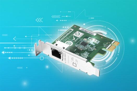 QNAP a lansat o placă de rețea pentru NAS și PC