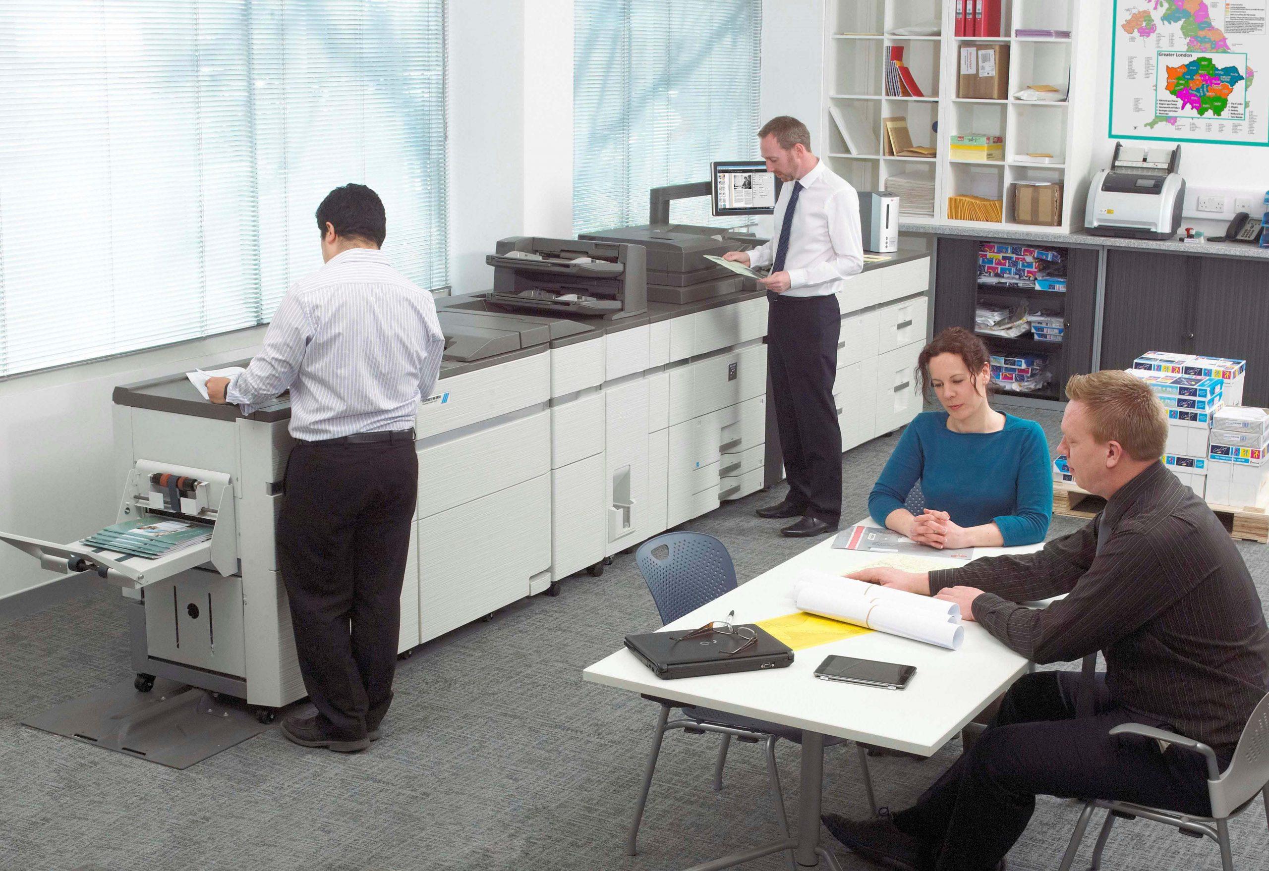 Nou parteneriat Sharp Electronics – Corner Solutions