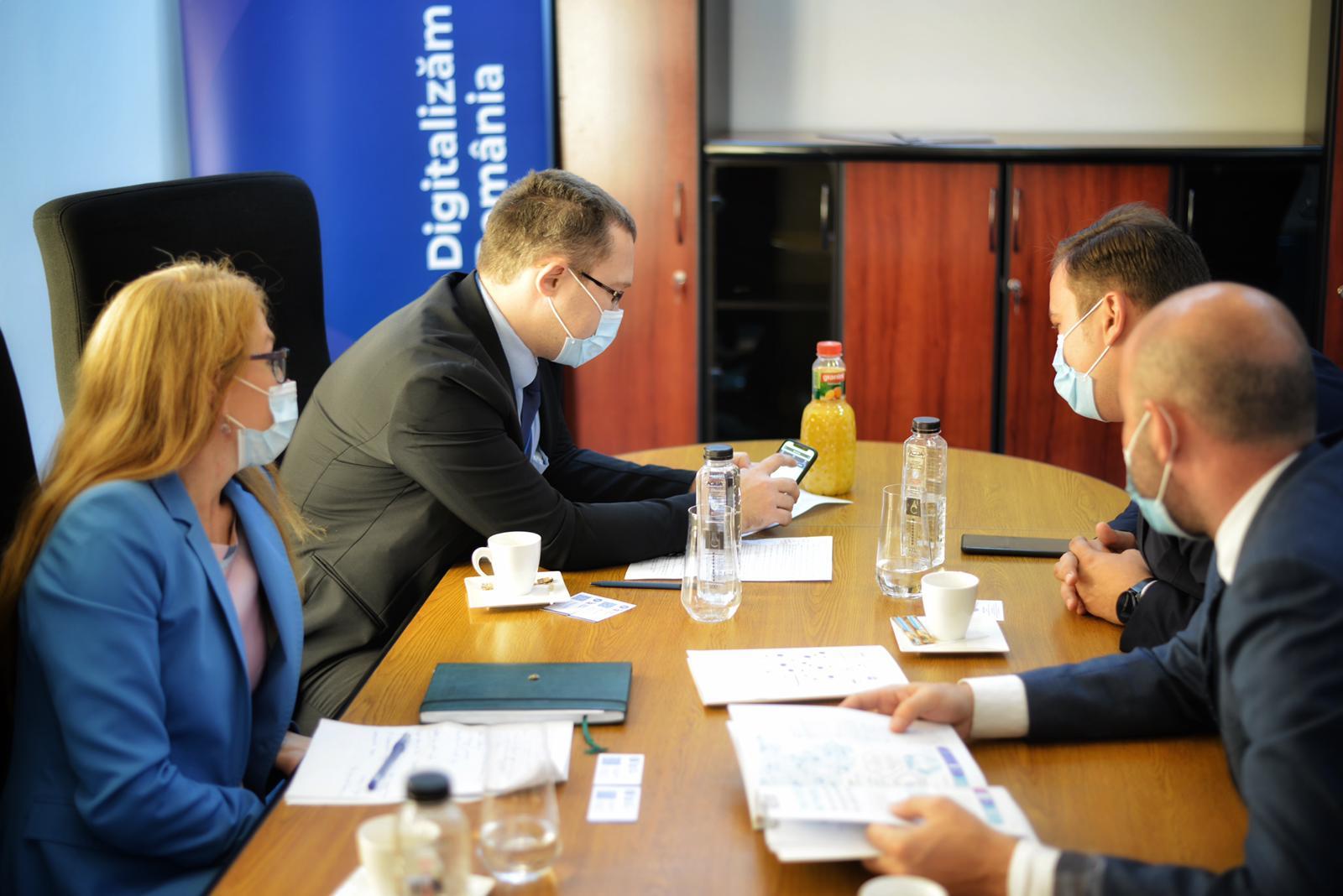 Dialog pentru cooperare în sfera digitalizării
