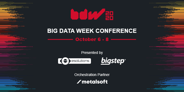 Bucharest Big Data Week, online, în perioada 6-8 octombrie