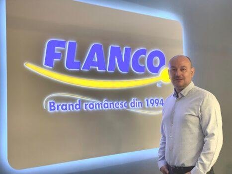 Flanco are un nou director de marketing