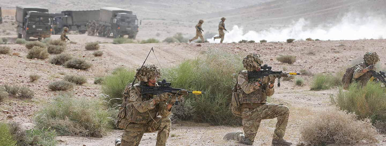 Utilizarea informațiilor digitale în centrul capacităților militare