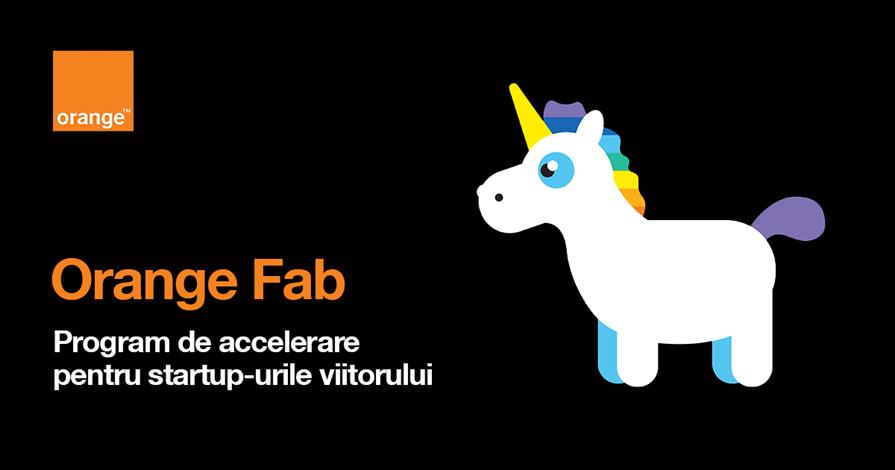 4 startup-uri s-au alăturat programului Orange Fab
