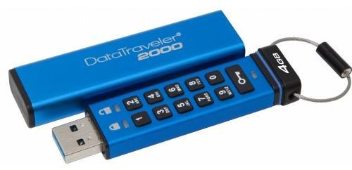 Kingston extinde modelul DataTraveler 2000