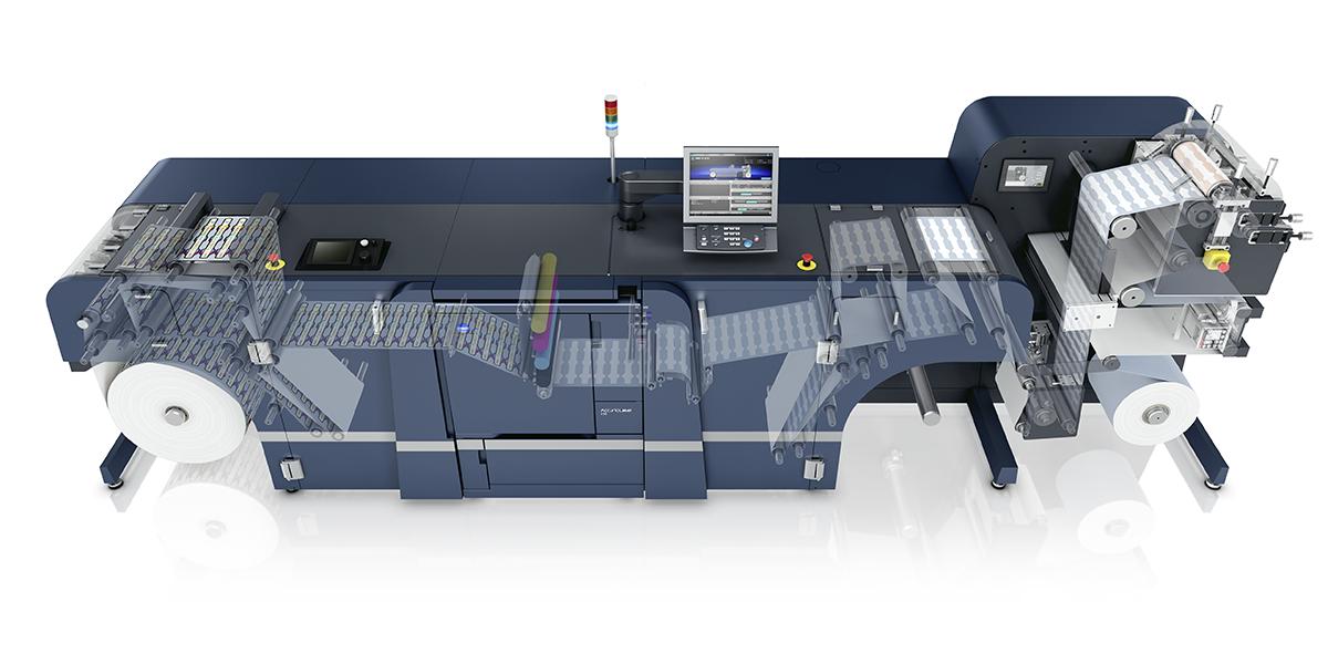 Konica Minolta lansează o nouă funcționalitate hibridă pentru sistemele AccurioLabel