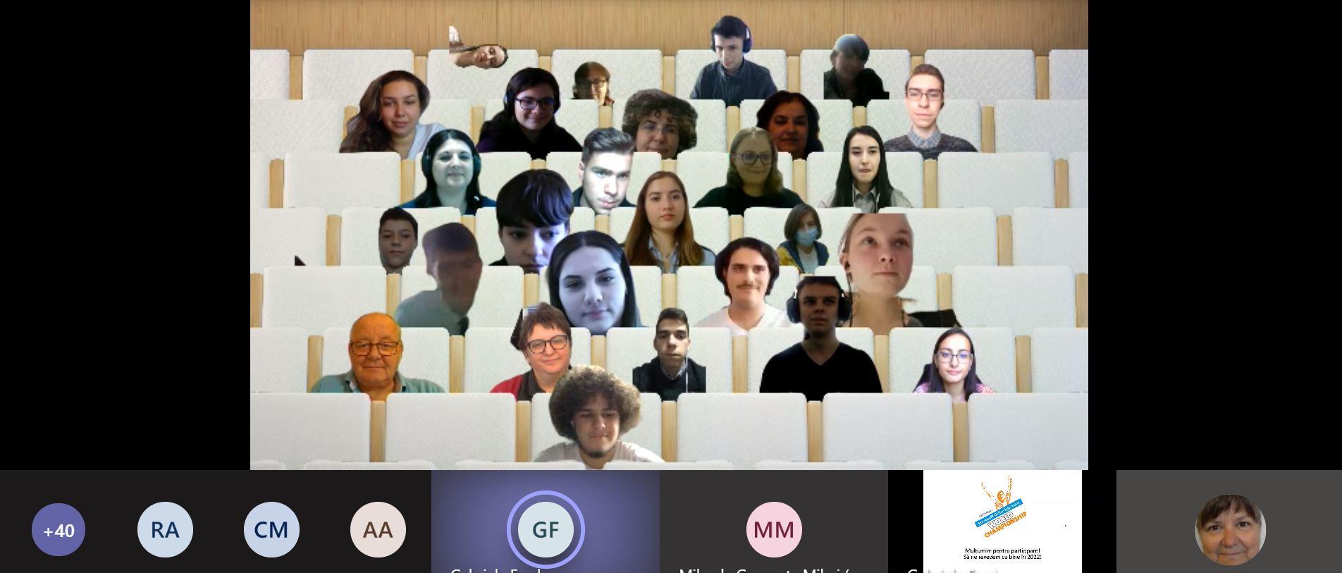 România la Campionatul Mondial Microsoft Office Specialist din SUA