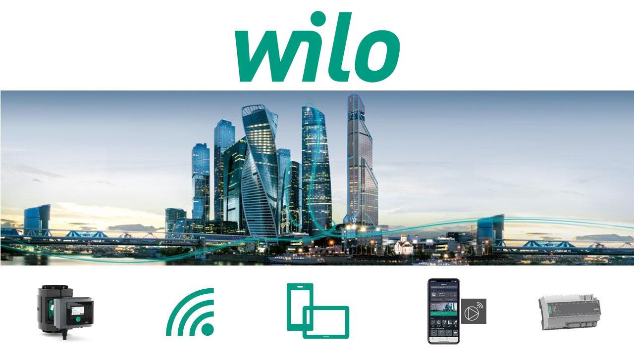 Digitalizare WILO