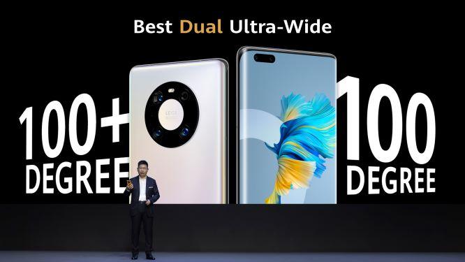 Huawei dezvăluie cea mai puternică generație Mate de până acum