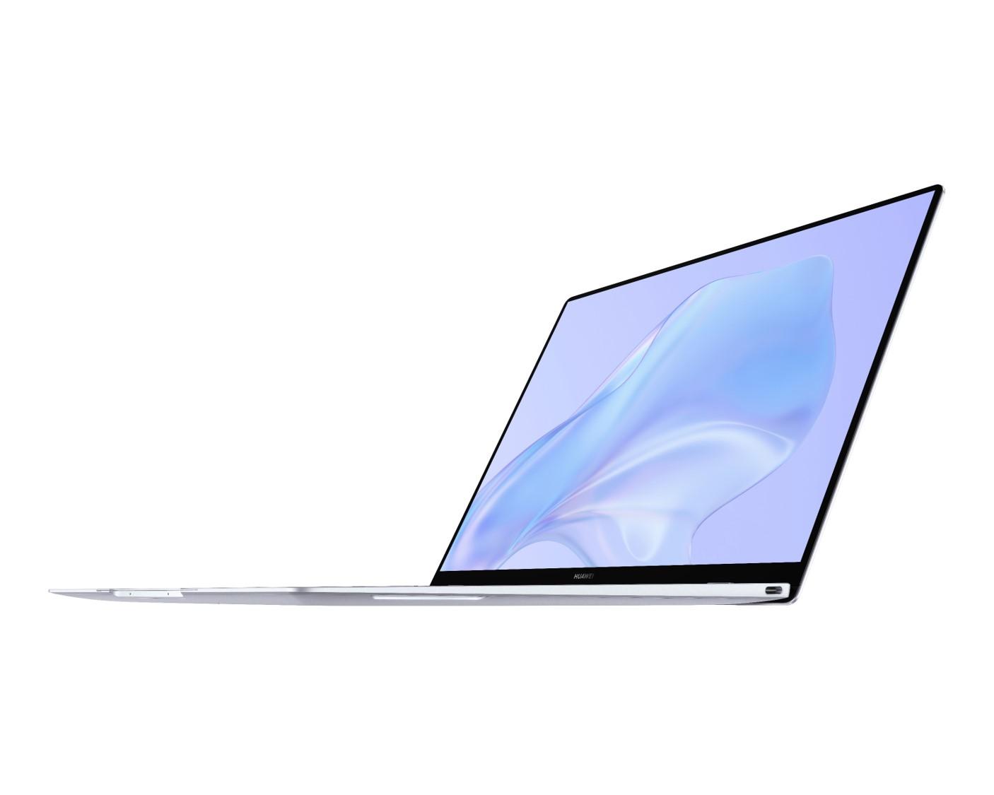HUAWEI MateBook X Silver (3)