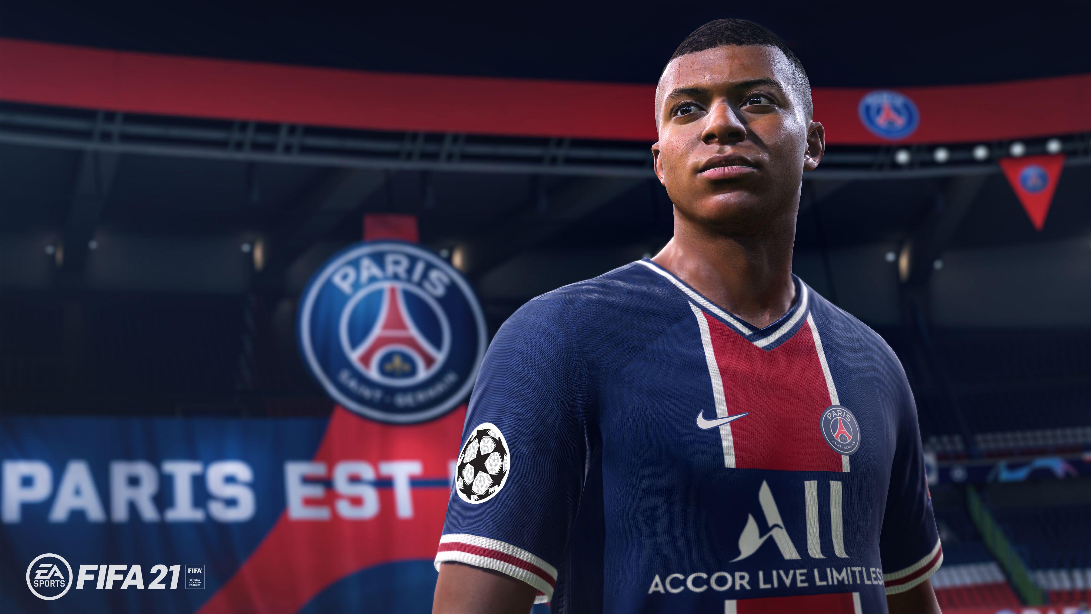 EA SPORTS FIFA 21 se lansează global astăzi