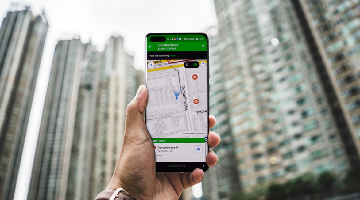 Huawei Consumer Business Group anunță parteneriatul cu Moovit