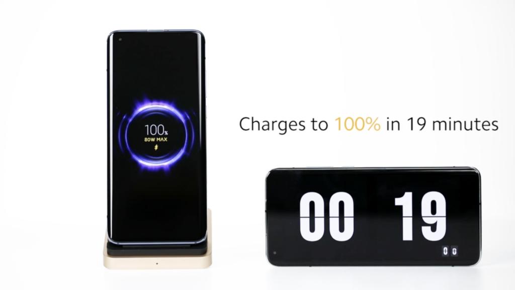 Xiaomi introduces pioneering 80W MI Wireless Charging Technology