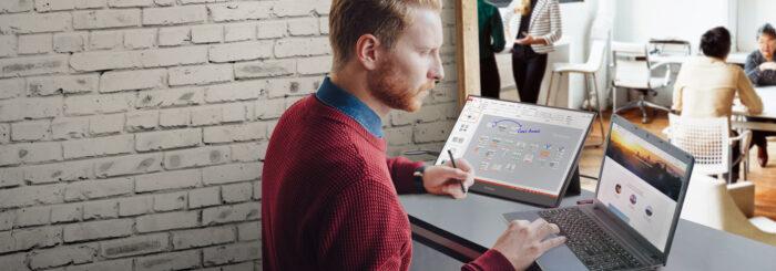 ViewSonic introduce seria de monitoare portabile pentru productivitate