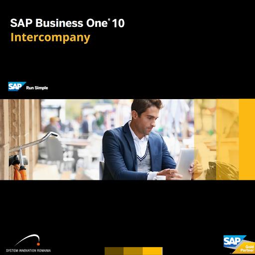 SAP Business One Intercompany simplifică tranzacţiile interne