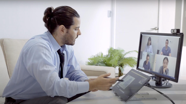ViewSonic a lansat Notas Pen Display și WoodPad Paper pentru învățarea de la distanță