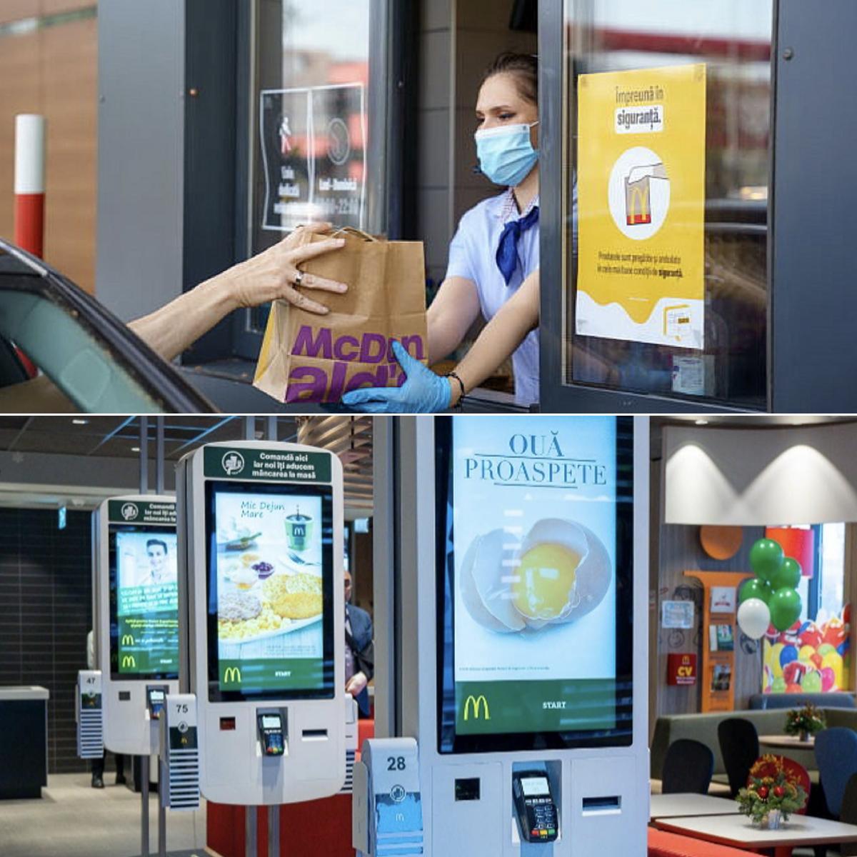 """Total Technologies contribuie la automatizarea procesului de comandă """"self-order"""" în cadrul McDonald's România"""