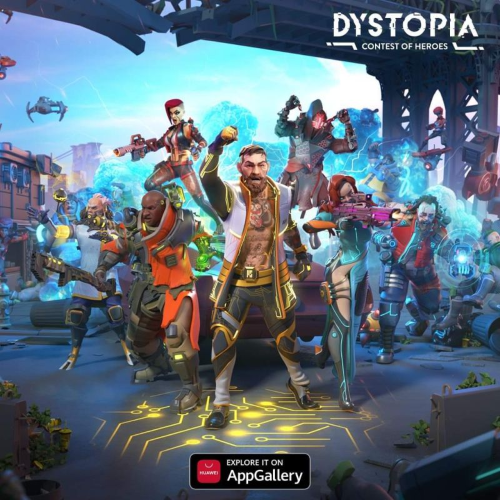 Dystopia_HUAWEI AppGallery