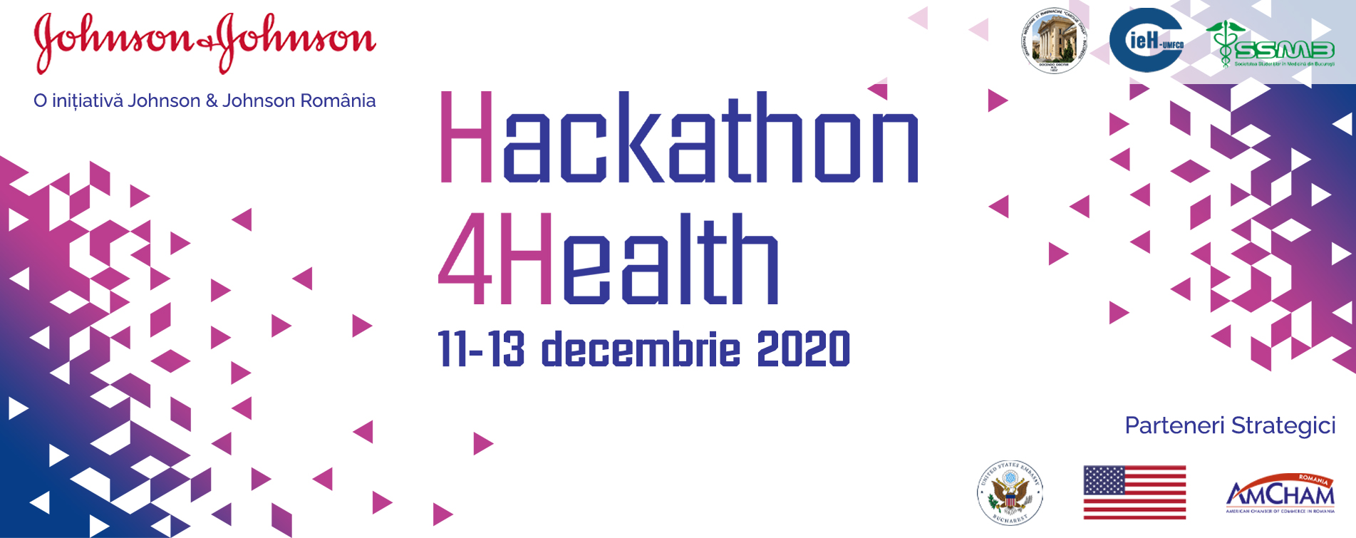 Hackathon4Health 2020, a patra ediție a hackathonului pe teme de sanatate