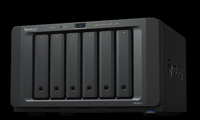 Synology DS1621+, primul NAS echipat cu AMD Ryzen