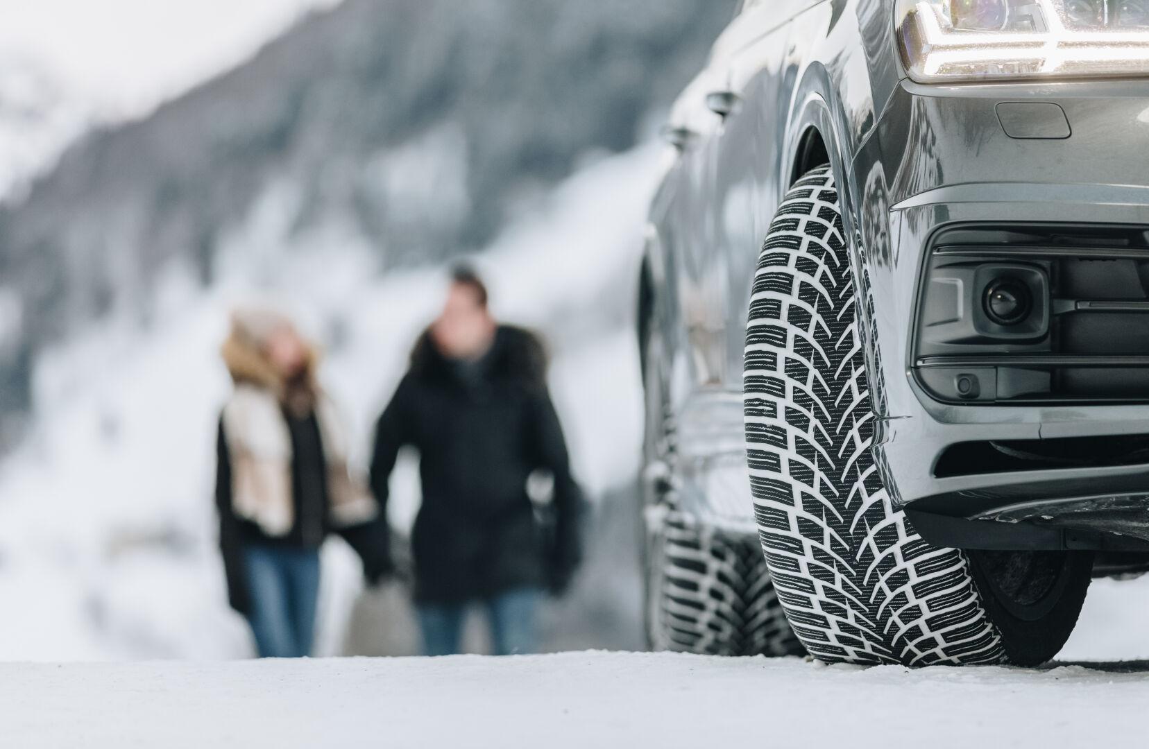 Anvelopele de iarnă Nokian Tyres, pregătite pentru drumuri variate