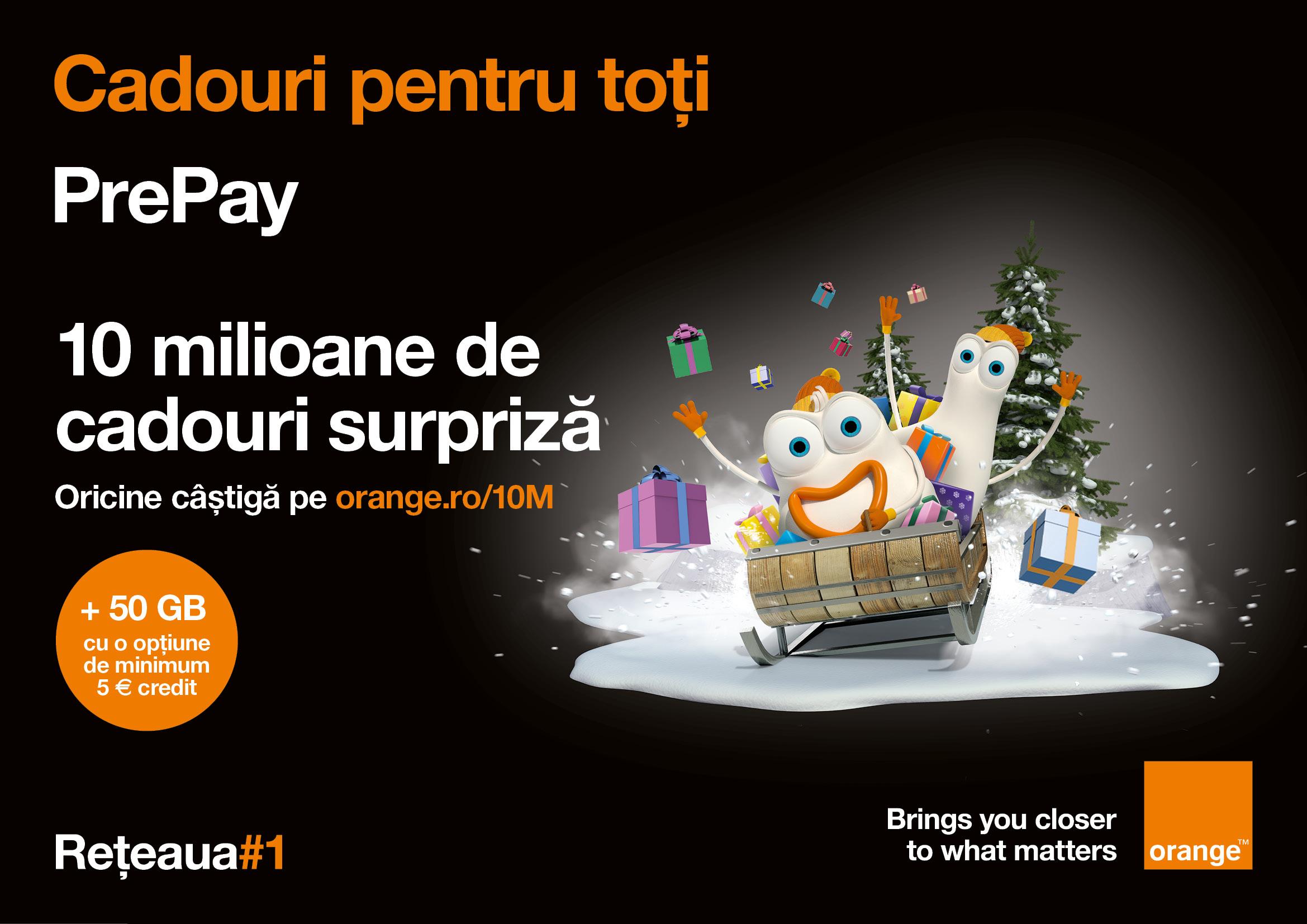 10 milioane de cadouri surpriză pentru toţi