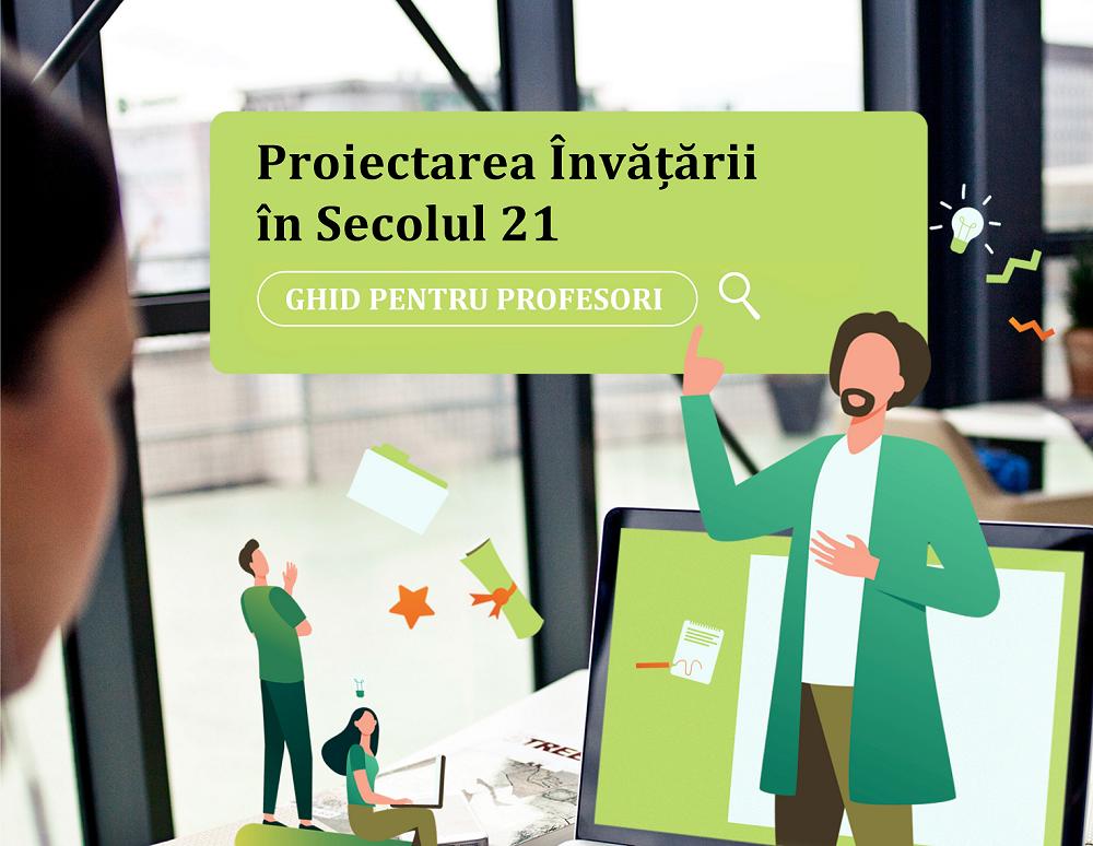 Program pentru sprijinirea profesorilor din România în dezvoltarea competențelor digitale