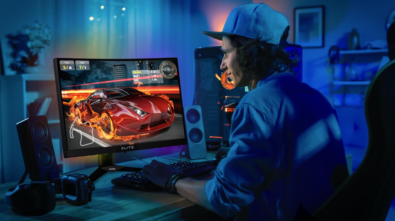 ViewSonic ELITE XG270QC: Monitorul de gaming cu ecran curbat