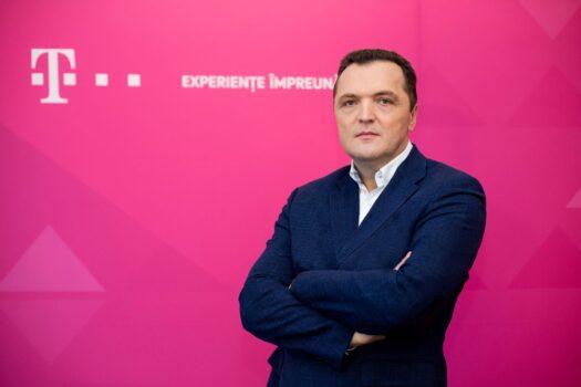 Nou CEO la Telekom Romania