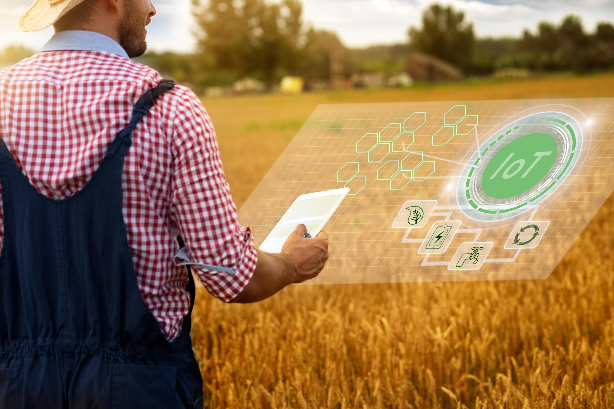 IIoT vine în sprijinul agriculturii