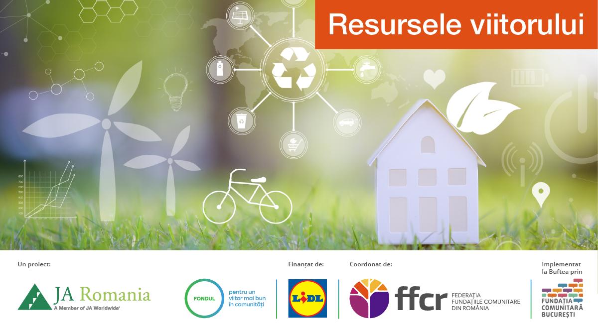 Învățare interactivă pe teme de implicare în comunitate, protecția mediului și gestionarea responsabilă a resurselor