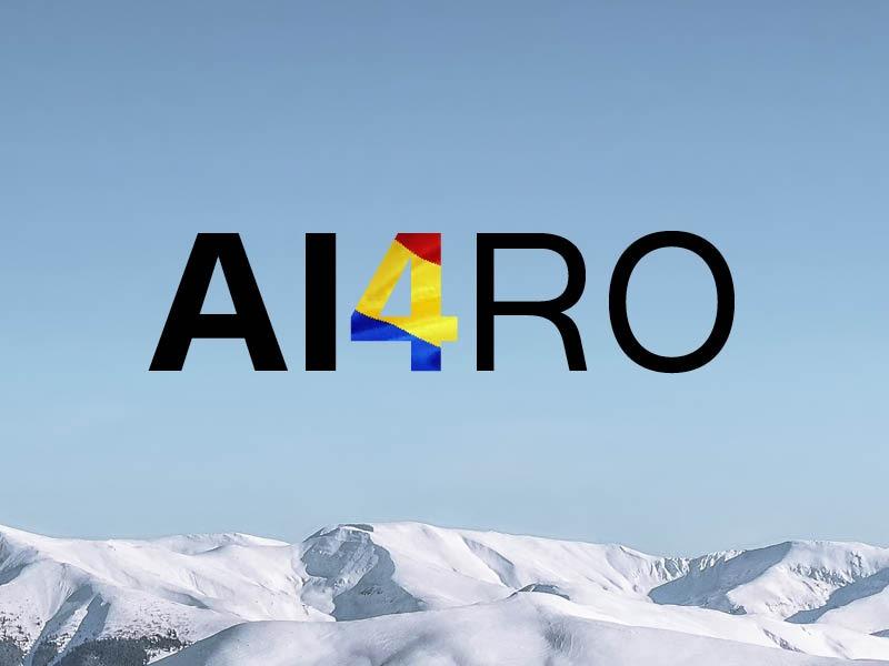 AI4RO, o inițiativă pentru sprijinirea dezvoltării inteligenței artificiale în România