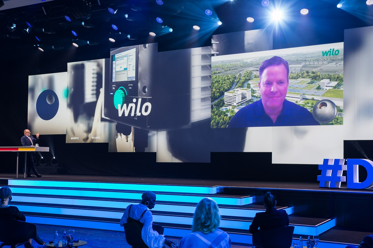 Wilo este câștigătorul Premiului German de Sustenabilitate
