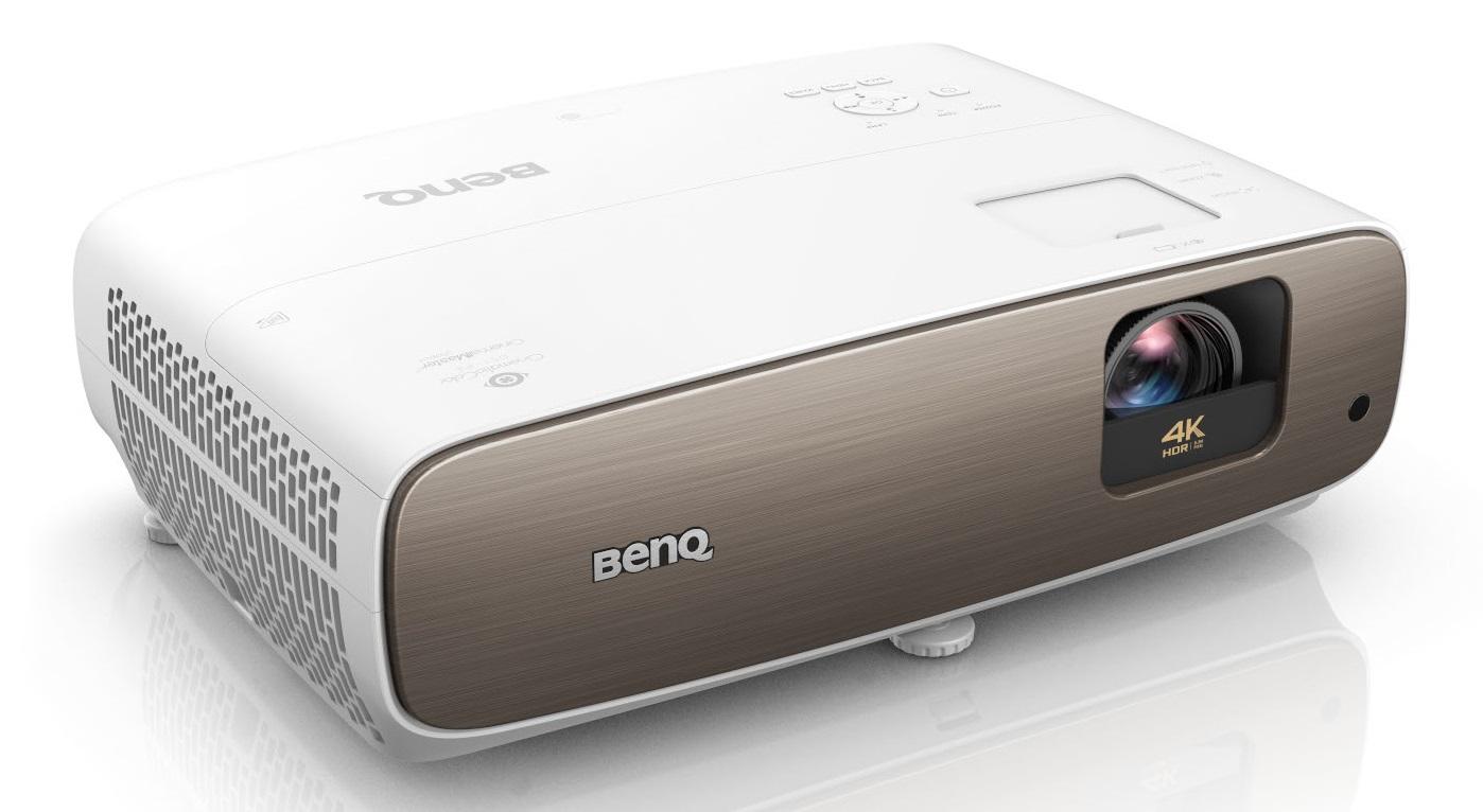 Noile videoproiectoare BenQ Home Cinema 4K HDR, echipate cu sistem de operare Android TV