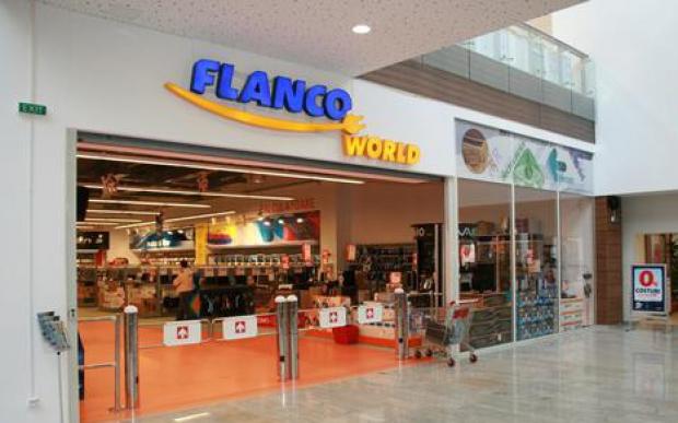 Flanco deschide un magazin nou în Craiova