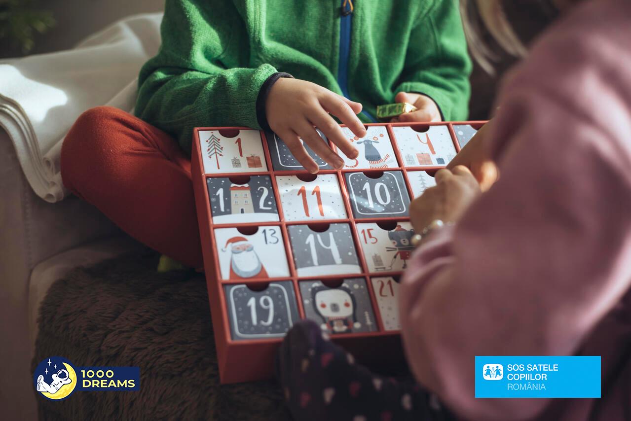 Huawei Romania susține Asociatia SOS Satele Copiilor