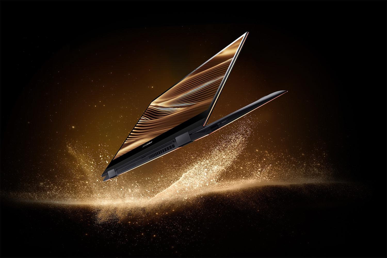 ASUS ZenBook Flip S UX371 cu ecran OLED 4K este disponibil în România