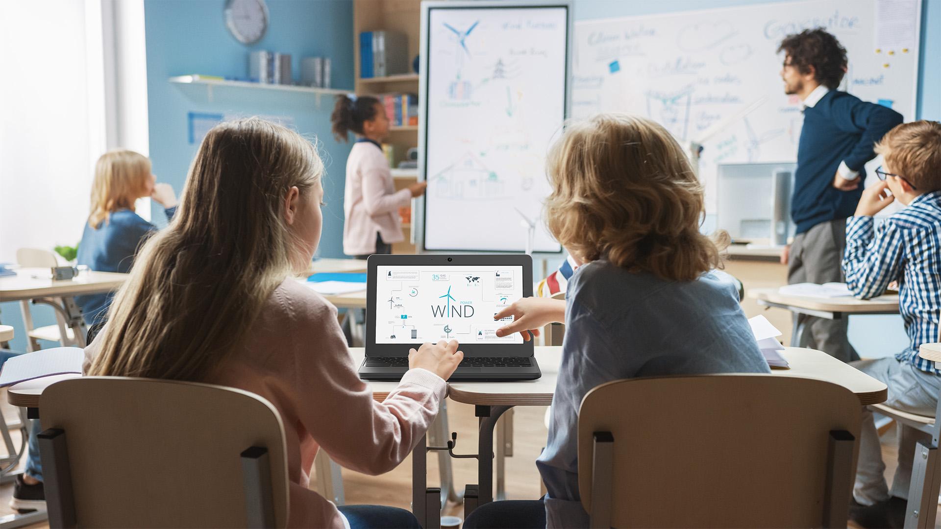 """Noile dispozitive Acer Chromebook de 11"""" pentru educație"""