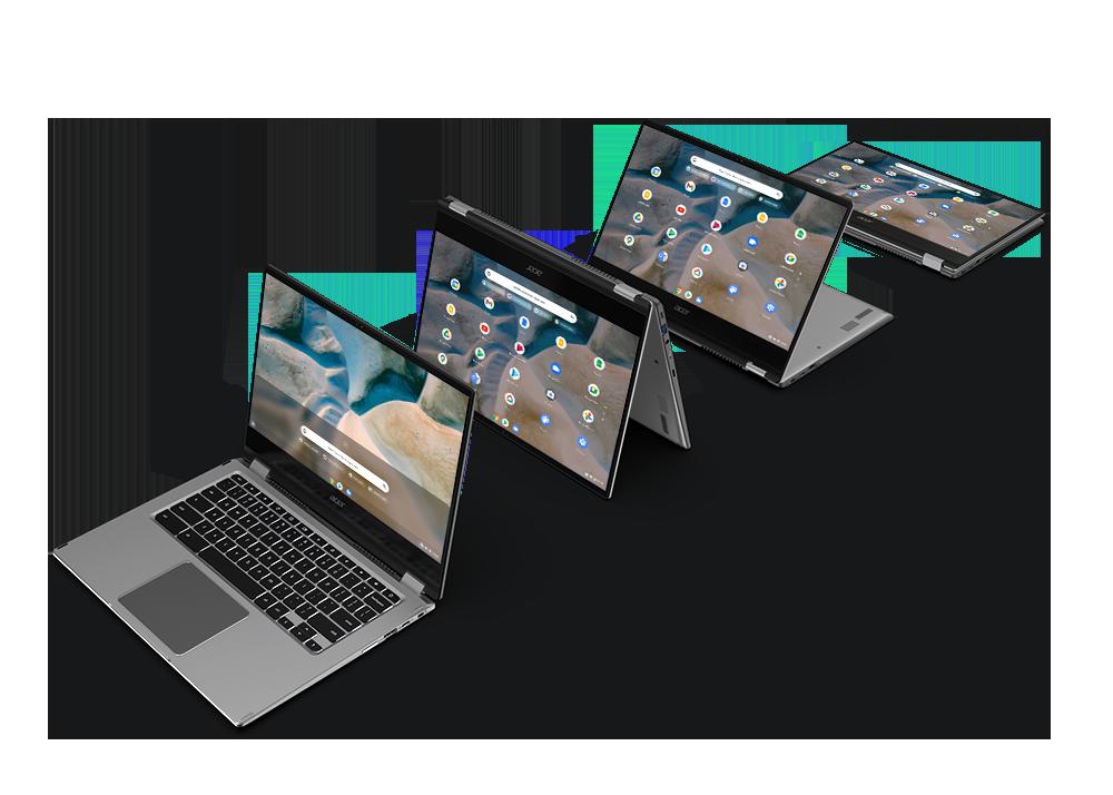 Primul Chromebook Acer cu procesor AMD Ryzen